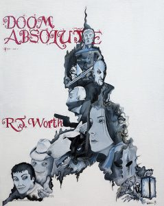 Cover for Doom Absolute by R T Worth