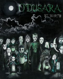 Cover for O'Dusara by R T Worth